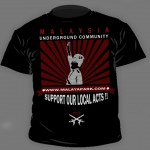 Tshirt Rasmi Malayapark Edisi ke-3