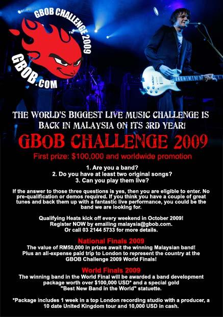 GBOB Malaysia